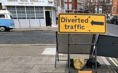 How to use signposts to win clients.